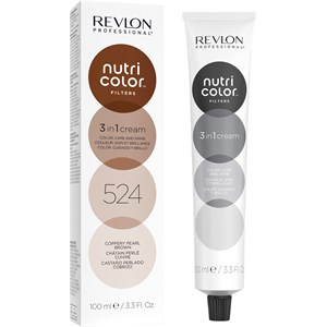 Revlon Professional - Nutri Color Filters - 524 Coppery Pearl Brown