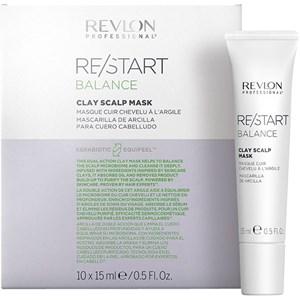 Revlon Professional - Re/Start - Clay Scalp Mask