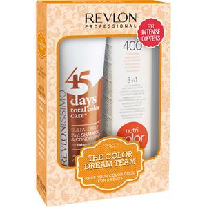 Revlon Professional - Revlonissimo 45 Days - Revlonissimo Dream Team Set Intense Coppers