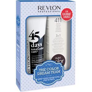 Revlon Professional - Revlonissimo 45 Days - Revlonissimo Dream Team Set Radiant Darks