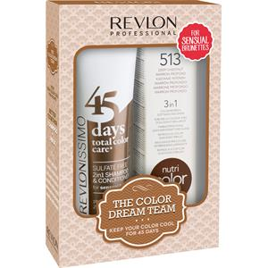 Revlon Professional - Revlonissimo 45 Days - Revlonissimo Dream Team Set Sensual Brunettes