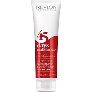 Revlon Professional - Revlonissimo 45 Days - Shampoo & Conditioner Brave Reds