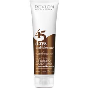 Revlon Professional - Revlonissimo 45 Days - Shampoo & Conditioner Sensual Brunettes