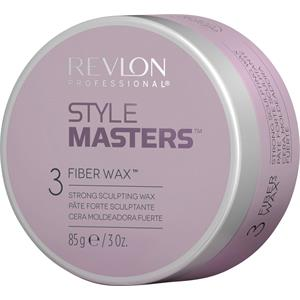 Revlon Professional - Style Master - Fiber Wax Strong Sculpting Wax