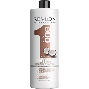 Revlon Professional - Uniqone - Coconut Hair & Scalp Conditioning Shampoo