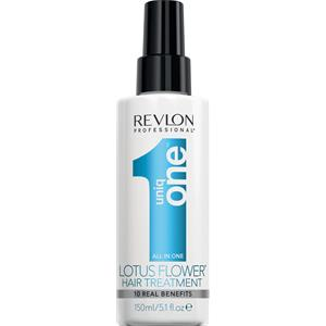 uniqone lotus flower hair treatment von revlon professional