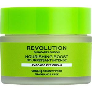 Revolution Skincare - Augenpflege - Nourishing Boost Avocado Eye Cream
