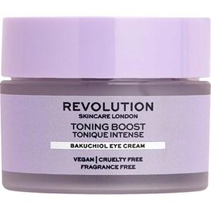Revolution Skincare - Augenpflege - Toning Boost Bakuchiol Eye Cream