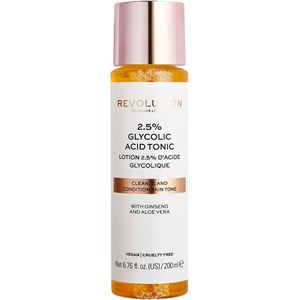 Revolution Skincare - Facial cleansing - Glycolic Acid Tonic
