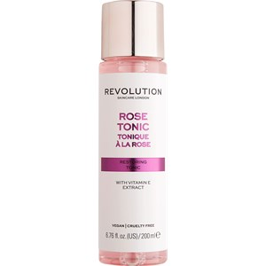 Revolution Skincare - Facial cleansing - Rose Restoring Tonic