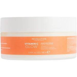 Revolution Skincare - Hautpflege - Vitamin C Glow Moisture Cream
