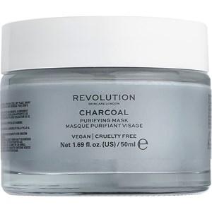 Revolution Skincare - Masken - Charcoal Purifying Mask