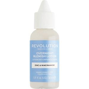 Revolution Skincare - Moisturiser - Overnight Blemish Lotion