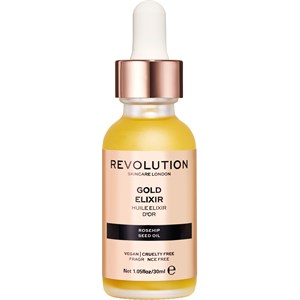 Revolution Skincare - Serums and Oils - Gold Elixir Rosehip Seed Oil