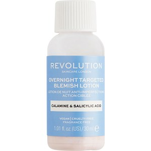 Revolution Skincare - Serums and Oils - Overnight Targeted Blemish Lotion