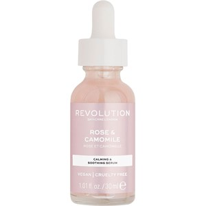 Revolution Skincare - Serums and Oils - Rose & Camomile Calming & Soothing Serum