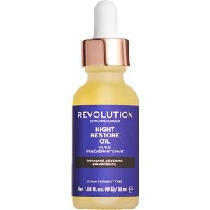 Revolution Skincare - Seren und Öle - Squalane & Evening Primrose Oil