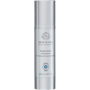 Image of Rex-Kara Gesichtspflege Deep Therapy Skincare Hydra Active Cleansing Gel 100 ml
