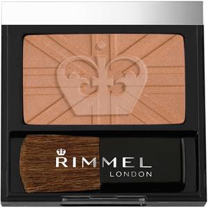 Rimmel London - Gesicht - Lasting Finish Mono Blush With Brush