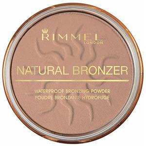 Rimmel London - Gesicht - Natural Bronzing Powder