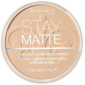 Rimmel London - Face - Stay Matte Pressed Powder