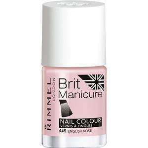 Rimmel London - Nägel - Brit Manicure