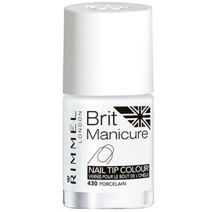 Rimmel London - Nägel - Brit Manicure Nail Tip Colour