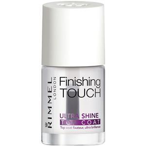 Rimmel London - Nägel - Finishing Touch Ultra Shine Topcoat