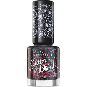 Rimmel London - Nägel - Glitter Bomb Special Effect Nail Colour