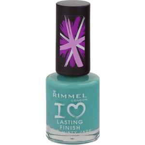 Rimmel London - Nägel - I Love Lasting Finish Nail Polish