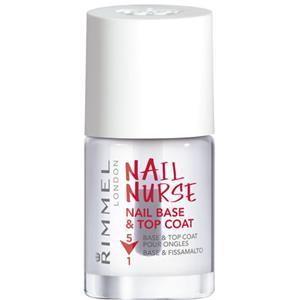 Rimmel London - Nägel - Nail Nurse Perfectional 5 in 1 Base And Topcoat