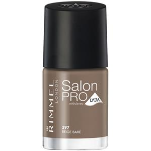 Rimmel London - Nägel - Salon Pro With Lycra Nailpolish