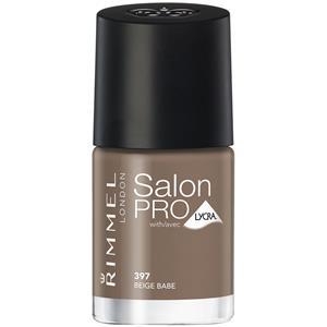 Rimmel London - Nägel - Salon Pro With Lycra Nailpolish