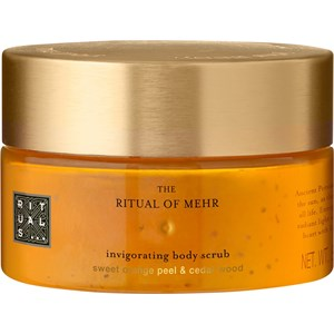 Rituals - The Ritual Of Happy Buddha - Let Your Skin Smile Body Scrub