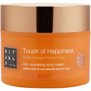Rituals - The Ritual Of Happy Buddha - Touch Of Happiness Rich Nourishing Body Cream