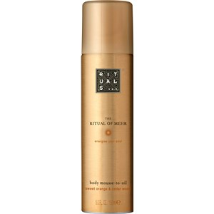 Rituals - The Ritual Of Mehr - Body Mousse-to-Oil