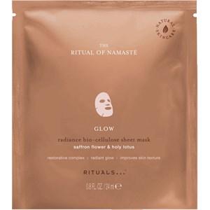 Rituals - The Ritual Of Namaste - Glow Radiance Sheet Mask
