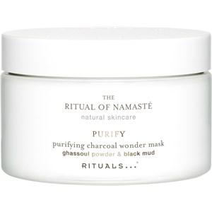 Rituals - The Ritual Of Namasté - Purify Purifying Charcoal Wonder Mask