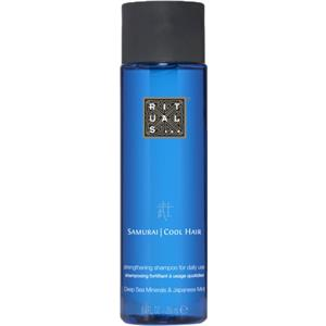 Rituals - The Ritual Of Samurai - Cool Hair Strenghtening Shampoo For Daily Use