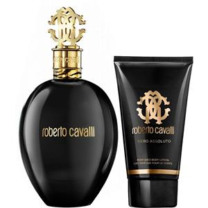 nero assoluto geschenkset von roberto cavalli parfumdreams. Black Bedroom Furniture Sets. Home Design Ideas