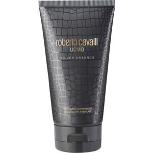 Roberto Cavalli - Uomo Silver Essence - Shower Gel