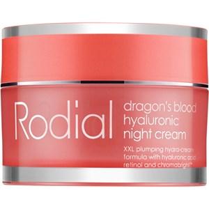 Rodial - Hautpflege - Dragon's Blood Hyaluronic Night Cream