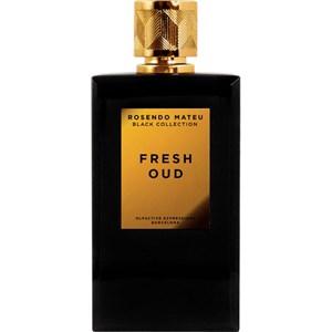 Rosendo Mateu - Black Collection - Fresh Oud Parfum Spray
