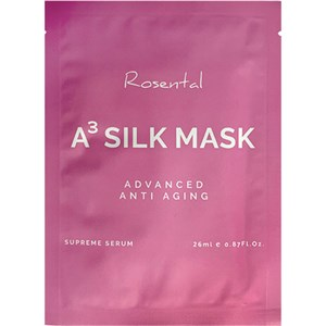 Rosental Organics - Facial care - Advanced Anti Aging Silk Mask