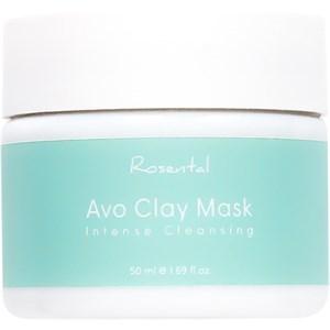 Rosental Organics - Facial care - Avo Clay Mask