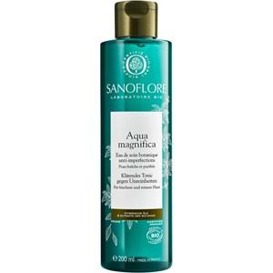 SANOFLORE - Reinigung - Aqua