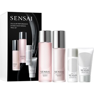 SENSAI - Cellular Performance - Basis Linie - Double Moisturising Trial Set