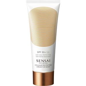 SENSAI - Silky Bronze - Anti-Ageing Sun Care Cellular Protective Cream For Body