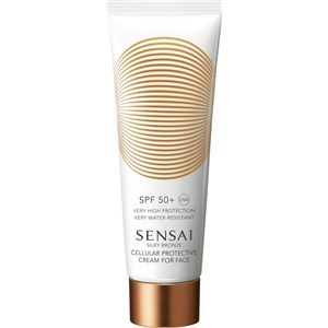 SENSAI - Silky Bronze - Anti-Ageing Sun Care Cellular Protective Cream For Face