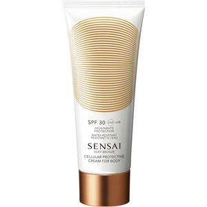 SENSAI - Silky Bronze - Cellular Protective Cream For Body SPF 30